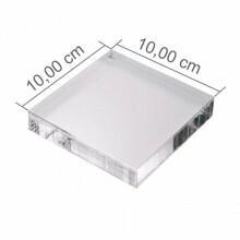 Base Acrílica de 10x10cm BA10x10
